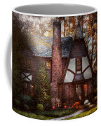 Cottage - Westfield Nj - A Place To Retire Coffee Mug by Mike Savad