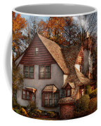 Cottage - Westfield Nj - Family Cottage Coffee Mug by Mike Savad