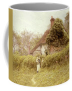 Cottage At Pinner Middlesex Coffee Mug