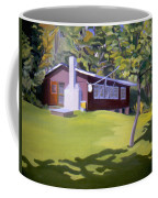Cottage In Ludow Vermont Coffee Mug