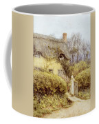 Cottage Near Freshwater  Coffee Mug