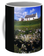 Cottage On Achill Island, County Mayo Coffee Mug