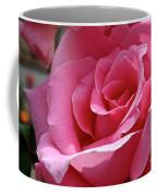 Cotton Candy Pink Coffee Mug