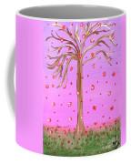 Cotton Candy Sky Wishing Tree Coffee Mug