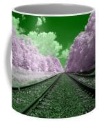 Cotton Candy Trees Coffee Mug