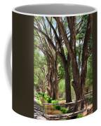 Cottonwood Desert Oasis - Utah Coffee Mug
