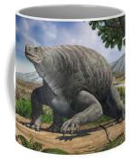 Cotylorhynchus Bransoni, A Prehistoric Coffee Mug