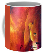 Cougar - Out Of The Shadows Coffee Mug