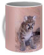 Cougar Kitten Coffee Mug