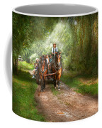 Country - Horse - The Hay Ride  Coffee Mug