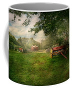 Country - The Crops Almost Ready  Coffee Mug
