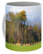 Country Bails Coffee Mug