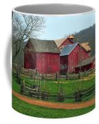 Country Barns Coffee Mug