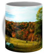 Country Camping Coffee Mug