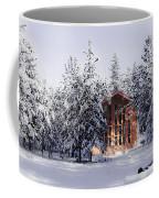 Country Christmas Coffee Mug