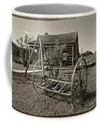 Country Classic Monochrome Coffee Mug