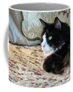 Country Kitty Coffee Mug by Art Dingo