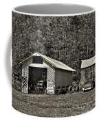 Country Life Sepia Coffee Mug