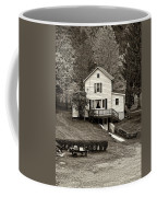 Country Living Sepia Coffee Mug