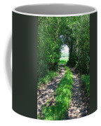 Country Road Coffee Mug by Carol Groenen