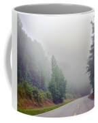 Country Road Fog Coffee Mug