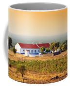 Countryside House Coffee Mug by Carlos Caetano