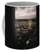 County Fair, Yakima Valley, Rides Coffee Mug by Sisse Brimberg