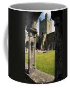 County Kilkenny, Ireland Jerpoint Abbey Coffee Mug
