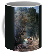 Courbet: Hunted Deer, 1866 Coffee Mug