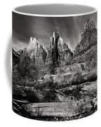Court Of The Patriarchs - Bw Coffee Mug