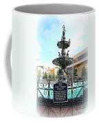 Court Square Fountain Coffee Mug
