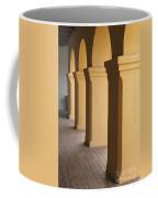 Courtyard Entry Coffee Mug