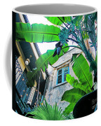 Courtyard Feelings Cafe Nola Coffee Mug