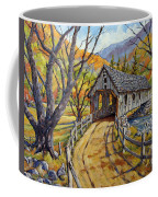 Covered Bridge 04 Coffee Mug