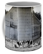 Cow Farm Coffee Mug