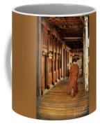 Cowboy In Old West Town Coffee Mug