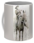 Cowboy Robber, C1900 Coffee Mug