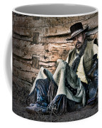 Cowboy Stare-down Coffee Mug