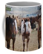 Cowboy Up Coffee Mug
