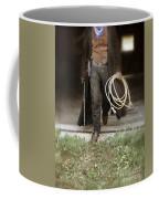 Cowboy With Guns And Rope Coffee Mug
