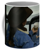Cowgirl Rodeo Rest Coffee Mug