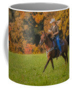 Cowgirl Coffee Mug by Susan Candelario