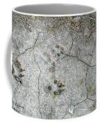 Coyote Tracks Coffee Mug