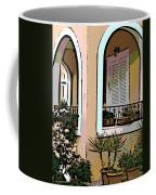 Cozy Arches Coffee Mug