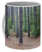 Cozy Conifer Forest Coffee Mug