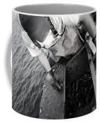 Crabbing On The Potomac Coffee Mug