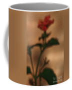 Cracked Flower Coffee Mug