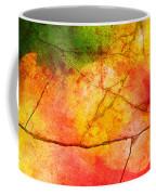 Cracked Kaleidoscope Coffee Mug