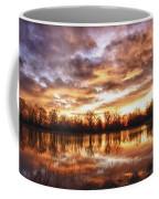 Crane Hollow Sunrise Boulder County Colorado Hdr Coffee Mug