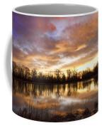 Crane Hollow Sunrise Boulder County Colorado Coffee Mug